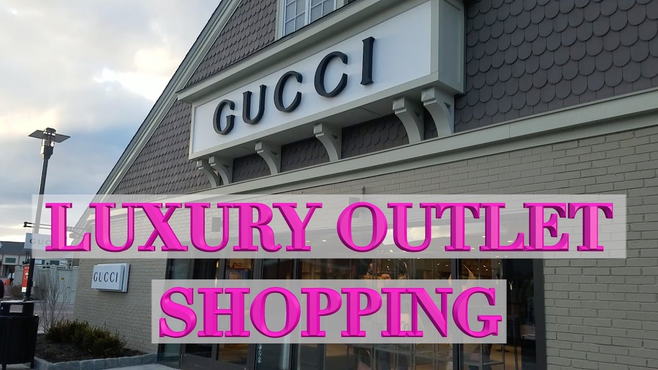 premium selection f8eea b716c Luxury Outlet Shopping in NY - Dior, Gucci, YSL, Dolce Gabbana | Ericas  Girly World