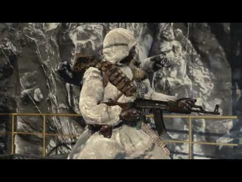 Call of Duty Black Ops Trailer - Eminem Won't Back Down