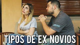 TIPOS DE EX NOVIOS   Lyna Vlogs