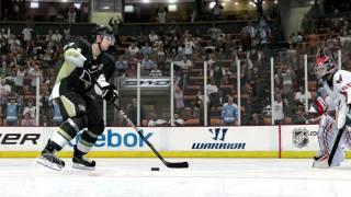 NHL 10 Toughness E3 trailer