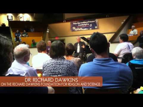 Dr. Richard Dawkins on Richard Dawkins Foundation for Reason and Science