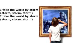 Lukas Graham - Take The World By Storm Lyrics