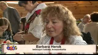 Opolski etnodizajn - Opolska Sztuka ludowa