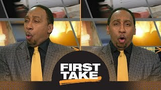 Stephen A. channels Ric Flair in rant about NBA Western Conference rankings | First Take | ESPN