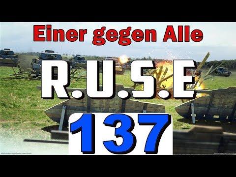 Einer gegen Alle / 4er FFA #137 // 1440p  R.U.S.E