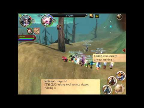 Order and Chaos Online: Having some fun at Arkans Field