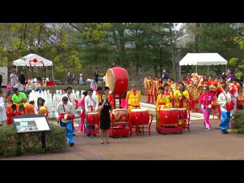 2018 Chinese Culture Day Opening Extravaganza