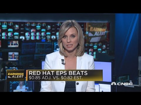 Red Hat stock plunges on weak Q3 earnings, revenue guidance