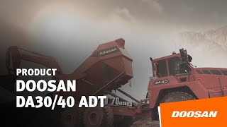 """Doosan ADT """"DA30/40"""" Thumbnail"""