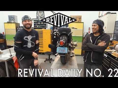 Unreleased MOTO GUZZI V9 // Revival Daily No. 22