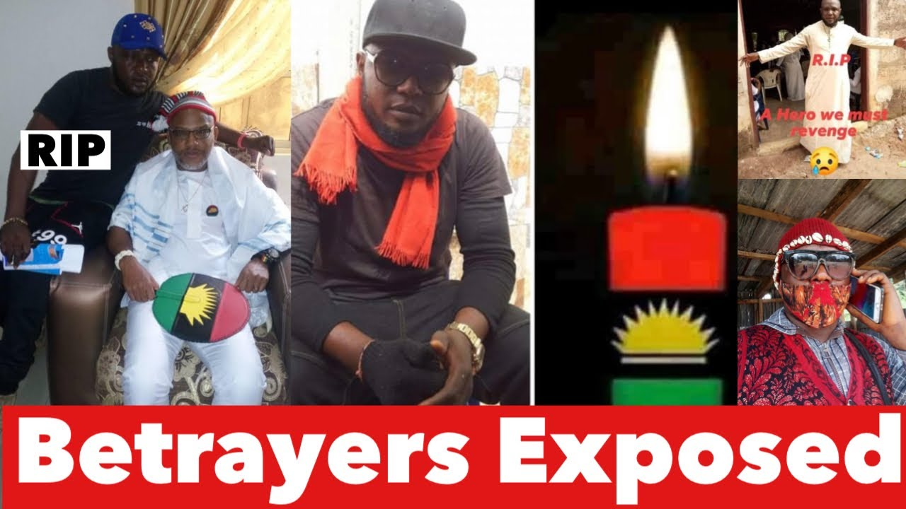 Download FULL VIDEO WHAT HAPPENED TO IKONSO COMMANDER OF ESN IMO STATE | A HOLE IN ALL BIAFRANS LIVES