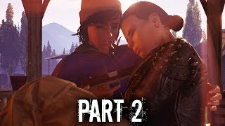 State of Decay 2 Gameplay Walkthrough Part 2 - ZOMBIES ATTACK OUR BASE (Full Game)