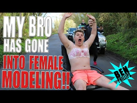 My bro has a weird obsession PRANK!