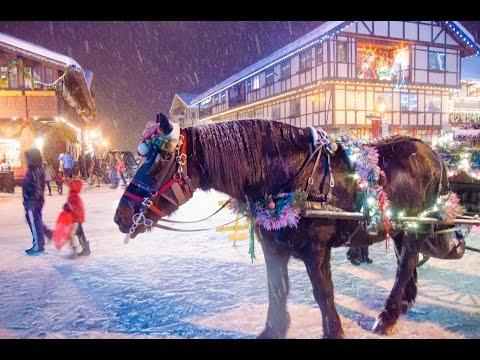 Leavenworth, WA 2015 Christmas Winter Vacation
