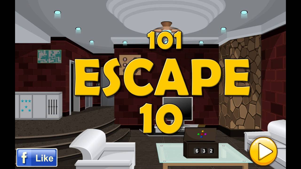 Solucion New Room Escape  Games Walkthrough