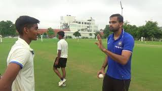 Baixar Aniket Choudhary  IPL Player shares his expertise with players at PS sports academy