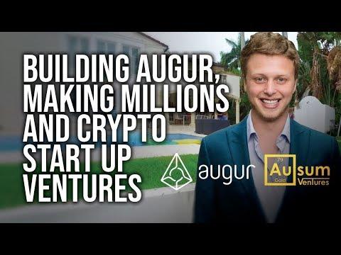 Running A Crypto Fund, Founding Augur \u0026 Making Millions
