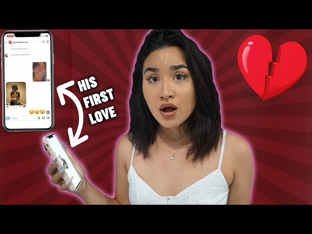 CATFISHING My Boyfriend To See If He Cheats With His FIRST LOVE! | *Unexpected Twist*
