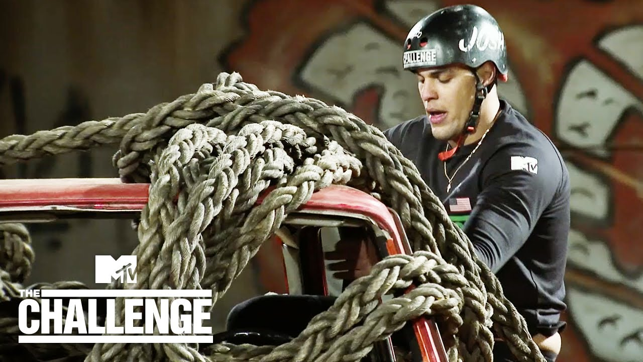 Knots of War: Bayleigh vs. Aneesa & Kyle vs. Josh | The Challenge: Total Madness