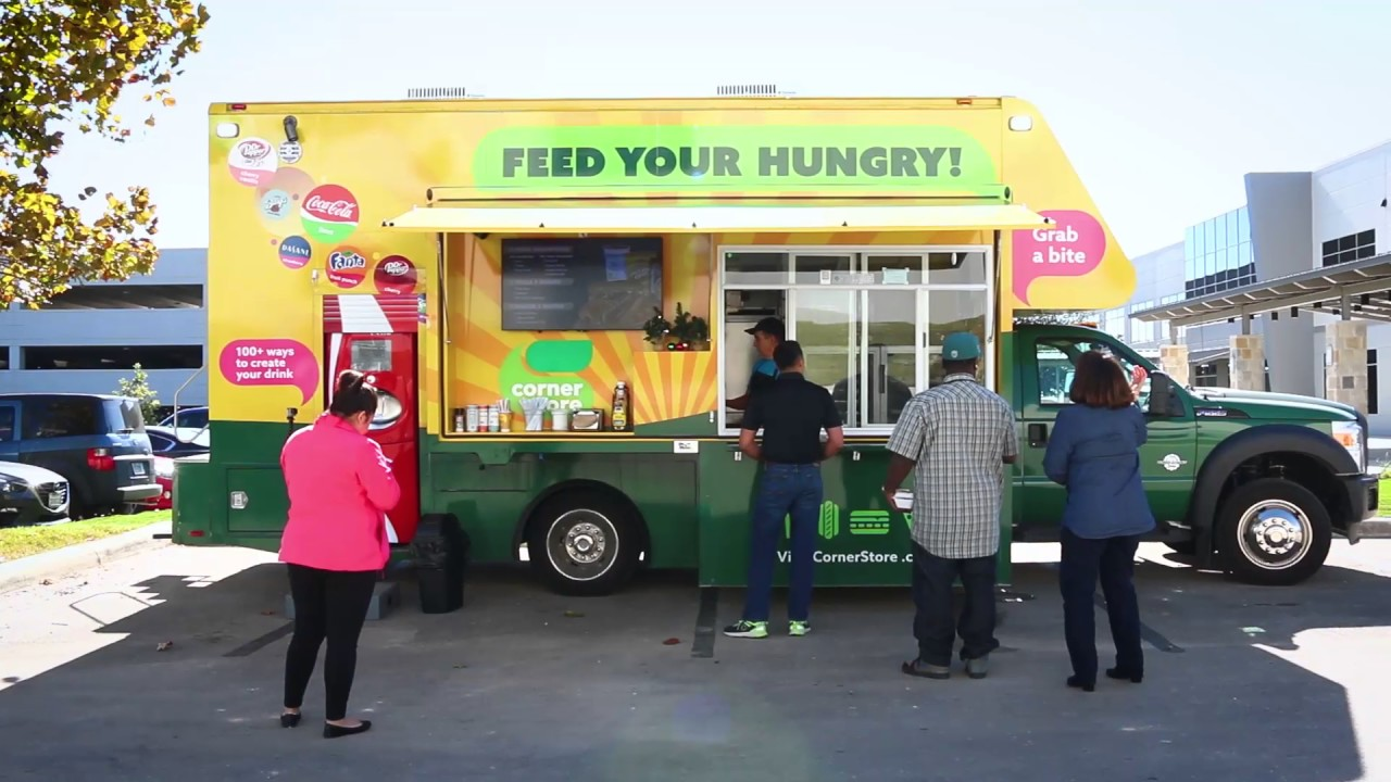 Introducing the Corner Store Food Truck