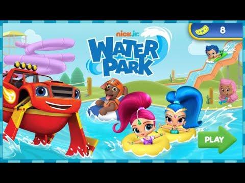 Nick Jr. Water Park - Games For Kids
