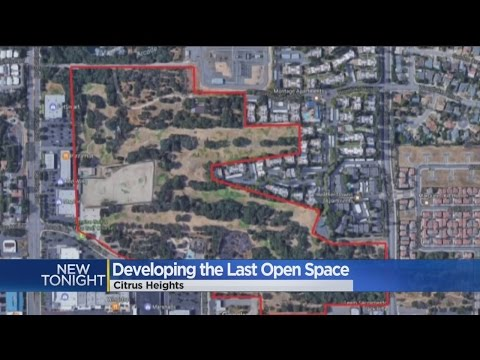 Citrus Heights Development Would Remove Last Piece Of Open Space In City