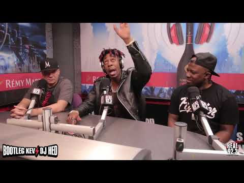 """Dax Freestyles Over """"Rap Devil"""" with Bootleg Kev & DJ Hed"""