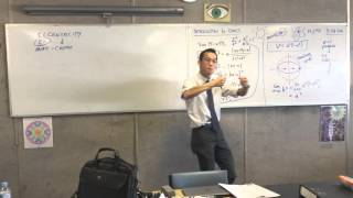 Introduction to Conics (8 of 8: Why is Eccentricity called Eccentricity?)
