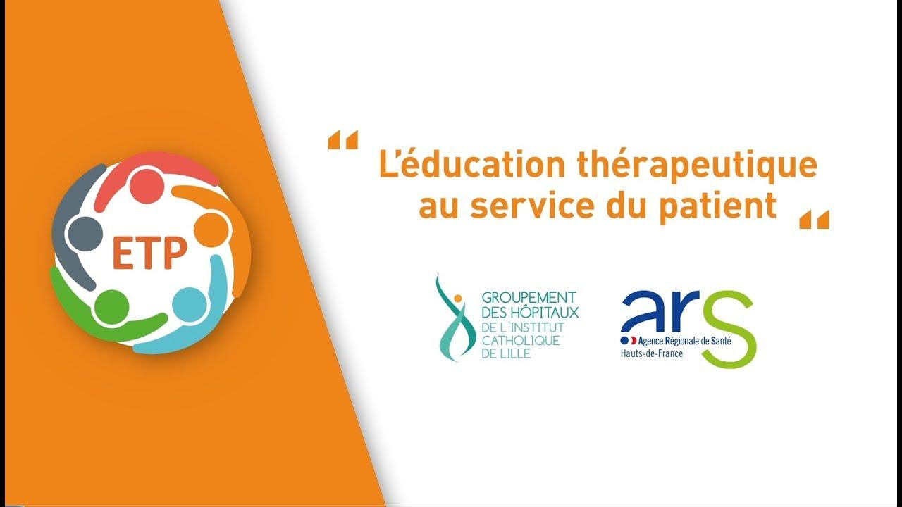 Éducation thérapeutique du patient à distance