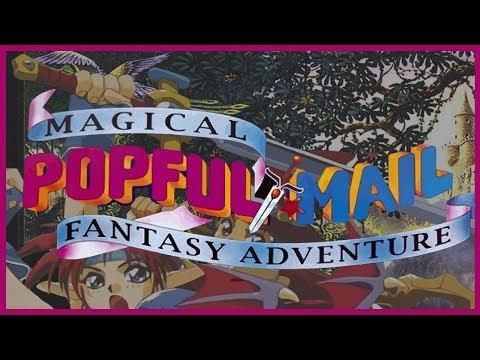 Popful Mail [Sega CD] review - Segadrunk