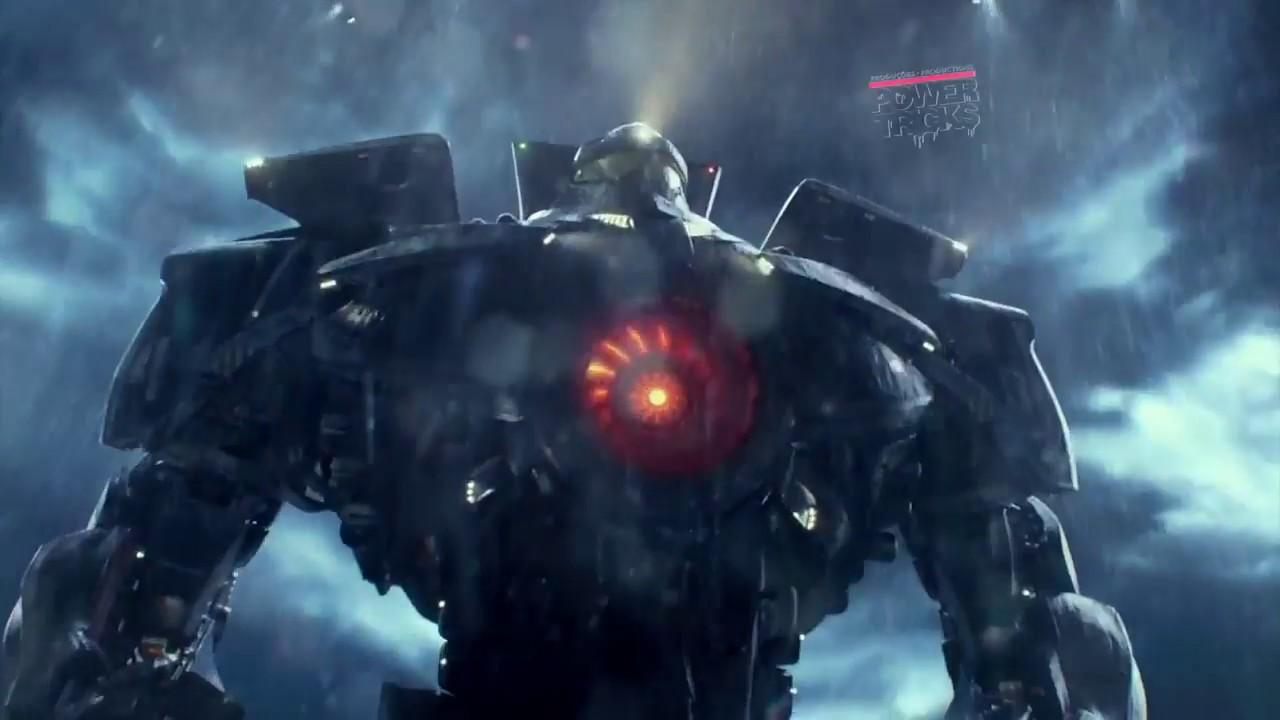 Gipsy Danger vs Leatherback (Dublado HD) | Círculo de fogo (2013)
