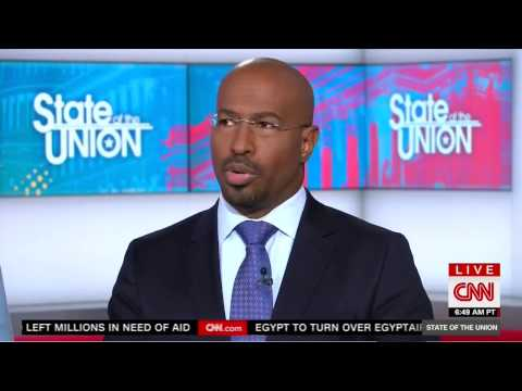 "Van Jones knows we live in 2 Americas: Hamilton Electors are ""trying to do all it can to stop Trump"""