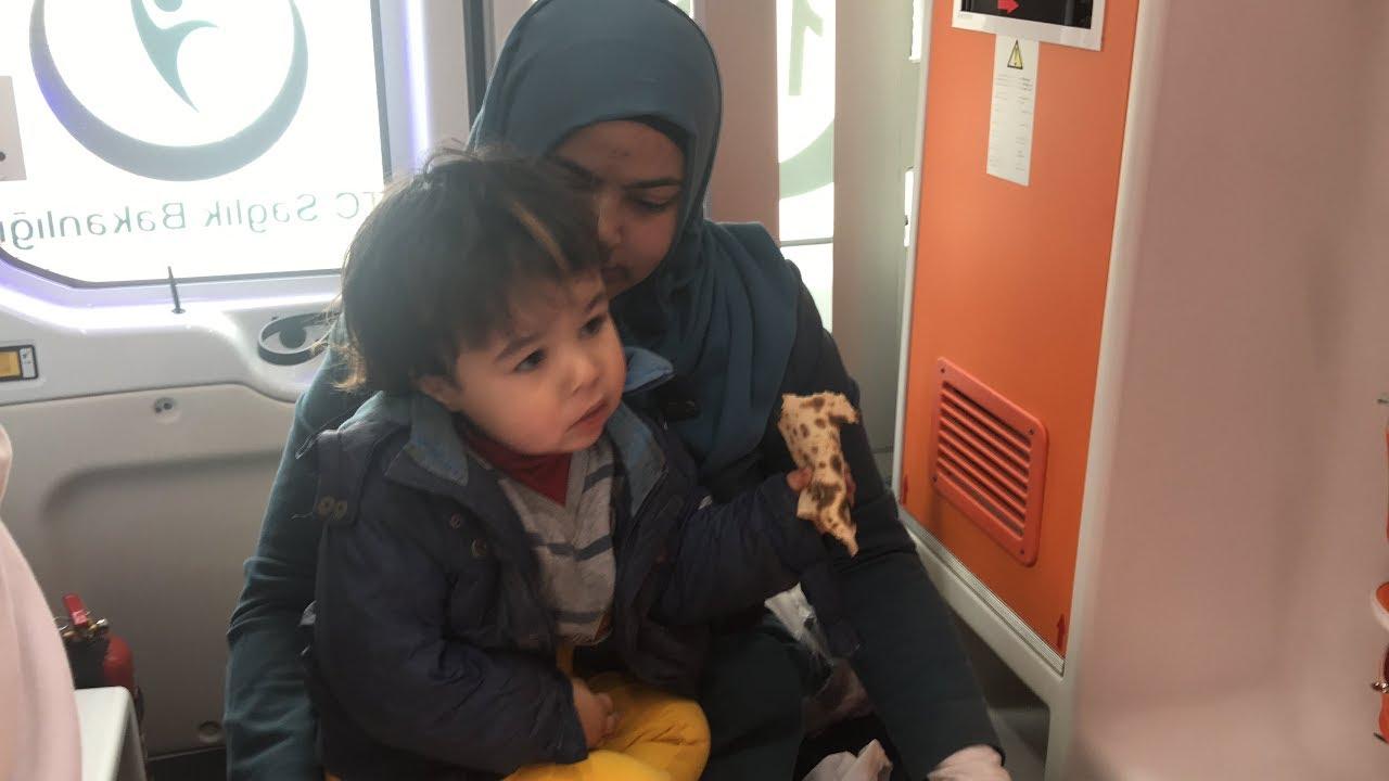 Kayıp 3 Yaşındaki Suriyeli Çocuk Çatı Katında Bulundu