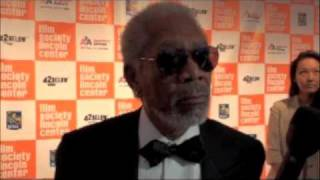 Morgan Freeman Interview | Chaplin Award Gala