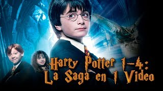 Harry Potter: La Saga en 1 Video (PARTE 1)