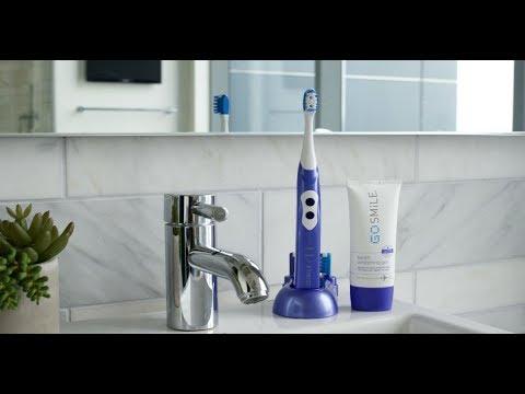 Go Smile Dental Pro Toothbrushes
