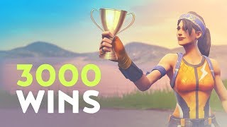 3000TH WIN - OFFICIAL STAT REVEAL - GALAXY SKIN NOTE9 GIVEAWAY (Fortnite Battle Royale - Dakotaz)