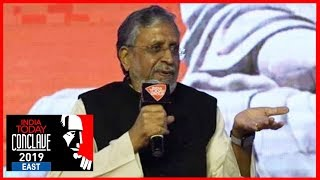 Sushil Modi Exclusive | How Bihar Elections Will Impacted By Maha Political Drama | #ConcalveEast19