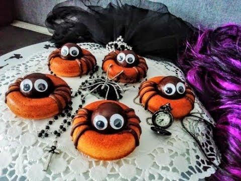 araignées-d'-halloween