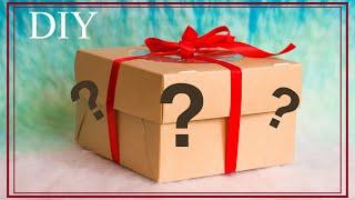 чТО ПОДАРИТЬ? 7 идей оригинальных подарков своими руками