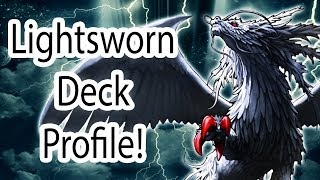 Yugioh Deck Profile - Lightsworn Deck Profile [2014 + Duel Replays]