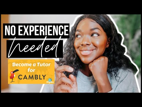 Teaching English Online With NO DEGREE on Cambly
