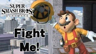FIGHT ME! - Livestream | Super Smash Bros. Ultimate