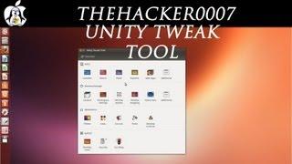 видео Unity Tweak Tool