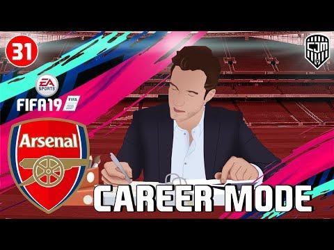FIFA 19 Arsenal Career Mode: Evaluasi Akhir Musim Perdana, Para Pemain Muda Berkembang Pesat #31