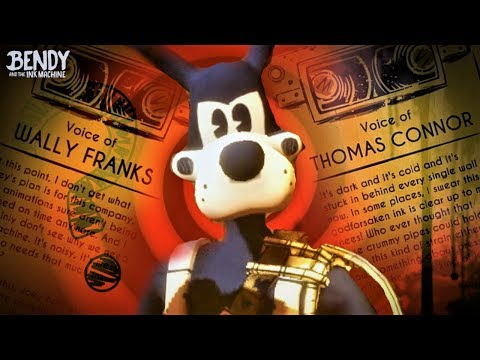 PROOF Thomas Connor is Boris & NEW Ritual Theory! Bendy & the Ink Machine Theories