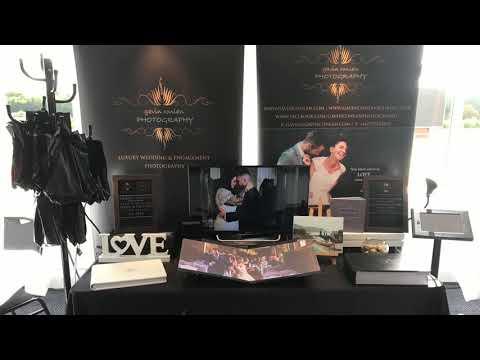 gavin conlan photography Ltd at the Chelmsford City Racecourse Main Event Wedding Show - Sept 2017