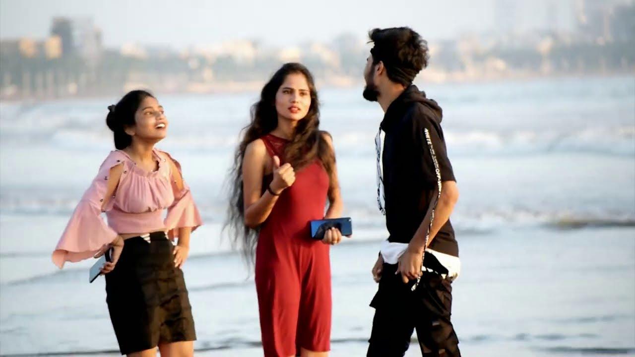 फ़ोन फेका पानी में (Phone Dropping In Water Prank )| Bharti Prank | Raju Bharti |