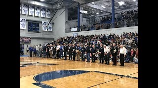 Central High School Veterans Day Tribute 2018