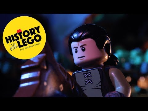 History With LEGO Episode 3 - Paul Revere's Ride
